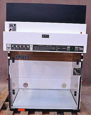 Captair LabX Ductless Filtration System Fume Hood 806 NU with AS Filter