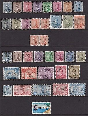 IRAQ 1954-1957 thirty-seven used