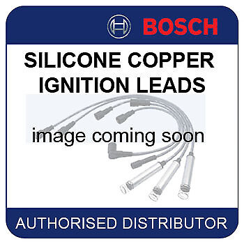 Audi A3 1.6 [8P1] 05.03- Bosch Ignition Cables Spark Ht Leads B346