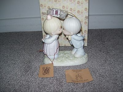 Precious Moments Blessings From Above #523747 New In Box