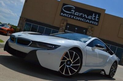 2014 BMW i8 Base Coupe 2-Door 2014 BMW I8 COUPE * TERA WORLD * EXCELLENT COND! PRICED TO SELL! LOOK