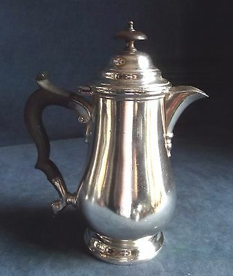GOOD ~ SILVER Plated ~ BULBOUS Juice / Water JUG ~ c1900 by Hawksworth & Eyre