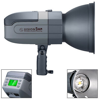 Neewer 400W TTL HSS Outdoor Strobe Studio Flash for Canon with Wireless Trigger