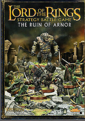 LORD OF THE RINGS STRATEGY BATTLE GAME - THE RUIN OF ARNOR Games Workshop