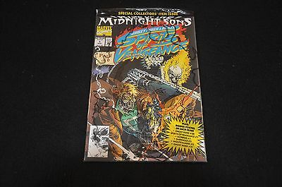 Ghost Rider and Blaze Spirits of Vengeance: Marvel Comics: No. 1: 1992