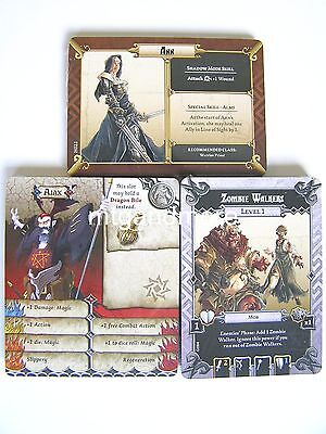 Zombicide Black Plague - Massive Darkness Crossover Set