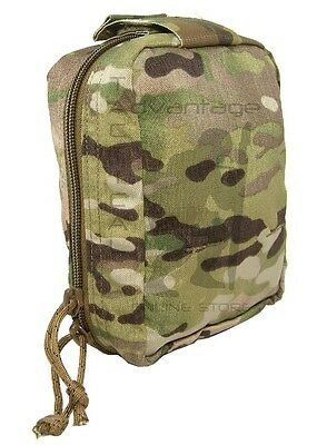 Eagle Industries SOF Quick Pull Medical MOLLE Pouch - 500D multicam
