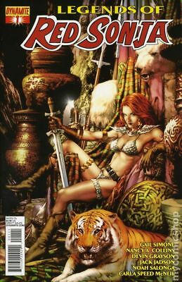 Legends of Red Sonja (2013 Dynamite) #1A NM