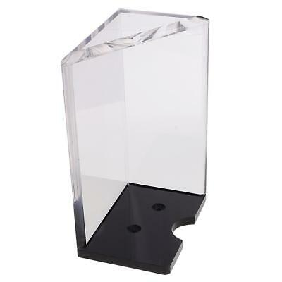 8Deck Large Size Dealer Playing Card Discard Tray for Casino Blackjack Tabl