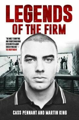 Legends of the Firm by Cass Pennant (Paperback, 2017)