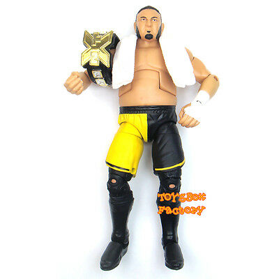 """"""" The Destroyer """" Samoa Joe NXT WWE Exclusive Wrestling Action Figure Child Toy"""