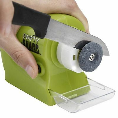 New Electric Swifty Sharp knife Sharpener Tools Product For Home kitchen 2017 UK