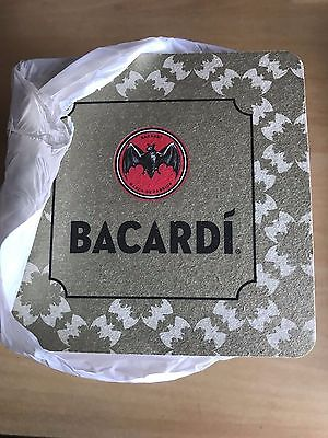Pack of Approx 100  Bacardi Cuba Libre Beermats / Coasters