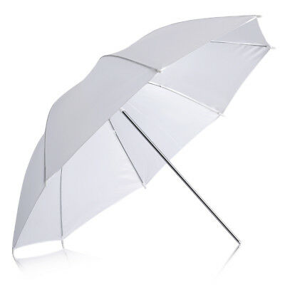 "Neewer Pro 33""/84cm White Translucent Umbrella for Photography Studio Light"
