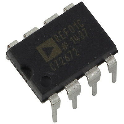 REF01CPZ Analog Devices Referenzspannungsquelle 10V 0,3% Reference DIP-8 856126
