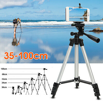 Pro Stretchable Camera Tripod Stand Mount Holder for Nikon iPhone Samsung Phone