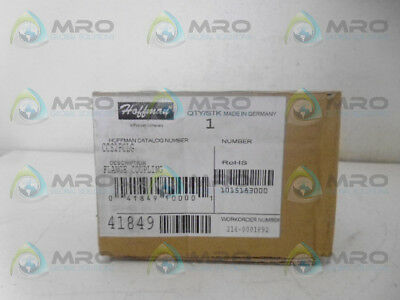 Hoffman Ccs2Fclg Flange Coupling *new In Box*