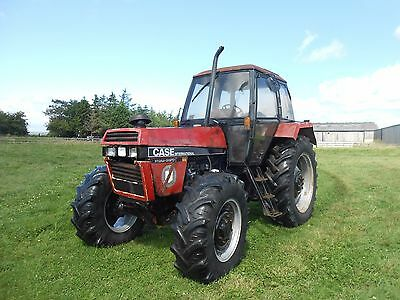 4WD Case Tractor. Road Registered. Year 1988. Commemorative Case 1594 Tractor