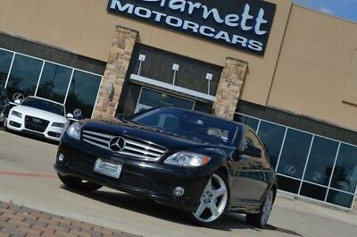 2010 Mercedes-Benz CL-Class 4Matic Coupe 2-Door 2010 MERCEDES CL550 * JUST TRADED IN * VERY NICE COND * MAKE OFFER!
