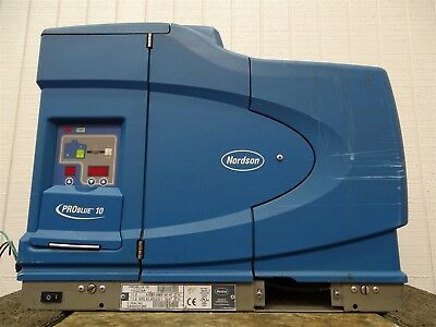 Nordson Problue 10 Hot Melt Adhesive Applicator System 1022235A 1/3 Ø 200-240V