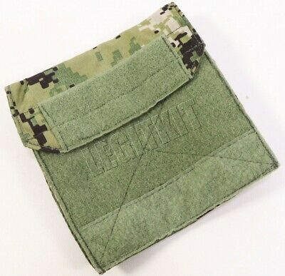 NEW Eagle Industries AOR2 Admin Pouch w/o Light - MOLLE - Navy SEAL DEVGRU 5A2