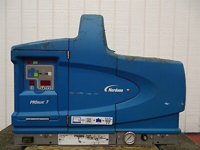 Nordson Problue 7 Hot Melt Adhesive Applicator System 1022233A 1/3 Ø 200-240V