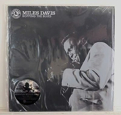 MILES DAVIS Bopping The Blues 180-gram VINYL LP SEALED John Coltrane