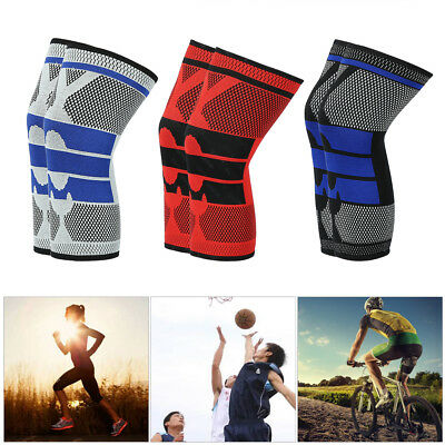 Sports Medicine Hinged Knee Brace Compression Sleeve Sports Support Protector DY