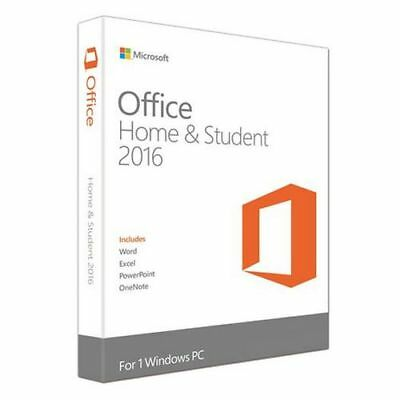 Microsoft office home student 2016 oem win 1 user eng for New home products 2016