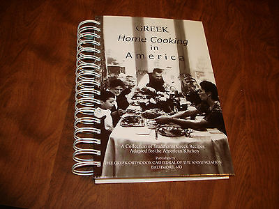 Greek Home Cooking In America   A Collection Of Greek Recipes