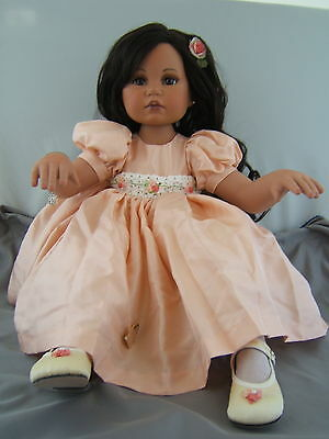 Marie Osmond LE Coming Up Roses Heaven On Earth Sitting Toddler Doll