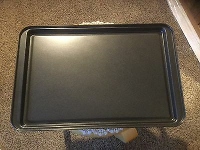 "New 10"" x 15"" Steel Non Stick Cookie Sheet"