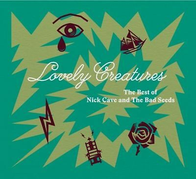 NICK CAVE AND THE BAD SEEDS Lovely Creatures The Best Of 2CD BRAND NEW Gatefold