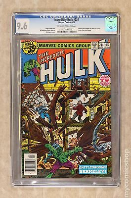 Incredible Hulk (1962-1999 1st Series) #234 CGC 9.6 1075196005