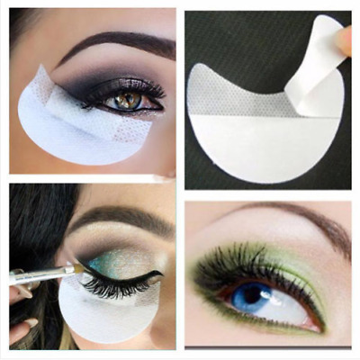 Eye Shadow Shields Protector Pads For Eyes Lips Makeup Application Tool 20pcs