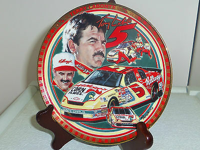 Terry Labonte Hamilton Drivers Victory Lane NASCAR collector plate 13543