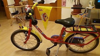 puky 16 zoll kinderfahrrad mit st tzr dern eur 79 00. Black Bedroom Furniture Sets. Home Design Ideas