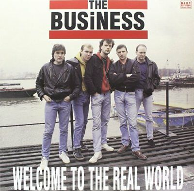 Business - Welcome To The Real World (ita) Vinyl LP  NEU