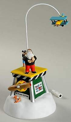 Department 56 NORTH POLE VILLAGE Animated Flight Test 10275013