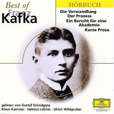 Eloquence / Franz Kafka - Best Of Franz Kafka CD (2) Deutsche Grammophon Li NEW