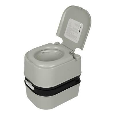 20L Portable Toilet Flush Camping Hiking Toilet Potty and Wash Basin Sink HDPE