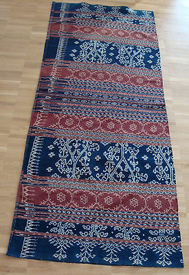 Old Ikat  Sarong from Flores