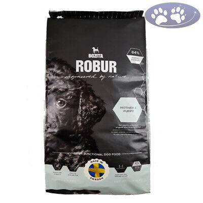 14 kg Bozita Robur Mother & Puppy Welpenfutter weizenfreies Hundefutter