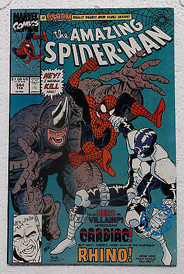 Amazing Spider-man 344 VF- First Appearance Of Cletus Kasady (Carnage)