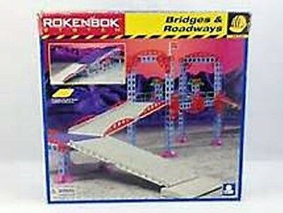 Rokenbok System Monorail Bridges And Roadways 34315 NEW