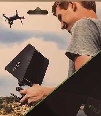 3dr Solo Tablet Screen Hood • TS11A • New - International OK