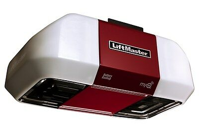 LiftMaster 8557W Elite 3/4 HP AC Belt Drive Wi-Fi MyQ Garage Motor No Rail ASM