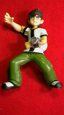 """2006 Light-Up Ben 10 Tennyson 5.5"""" Deluxe Bandai I WILL COMBINED POSTAGE"""