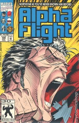 Alpha Flight (1983 1st Series) #106B VF
