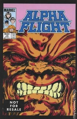 Alpha Flight (1983 1st Series) Marvel Legends Reprint #10 FN
